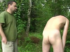 As soon as young skinny gay stands doggystyle, his naughty punisher starts spanking him so well. Lustful buddy doesn&65533;t hesitate to flog lustful twink&65533;s ass, because he gets his jollies of that. Don&65533;t be in a mess, just let yourself uncov