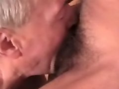 Old gay man is getting over the young boy in anal sex scenes