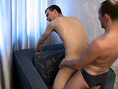 Stiff prick needs skilful ass